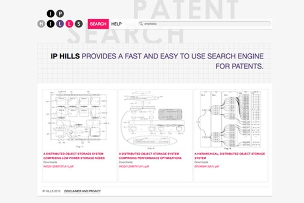 IP Hills Patent Search
